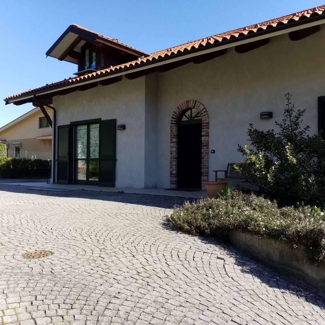 Villa unifamiliare via Vallo 18, Givoletto