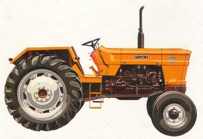 Fiat 1300 S