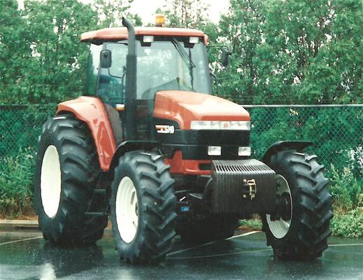 Fiatagri G240 Prototyp