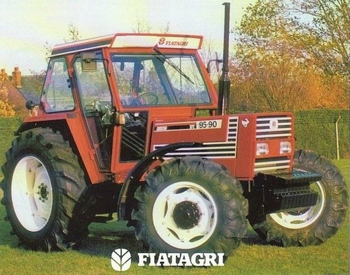 Fiatagri 95-90 DT