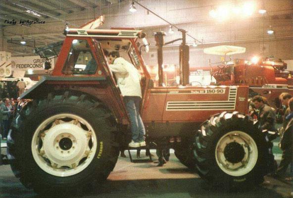 Fiatagri 180-90 DT Agritechnica