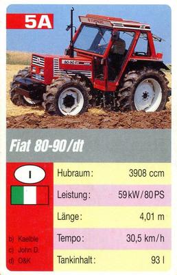 Quartett Fiatagri 80-90