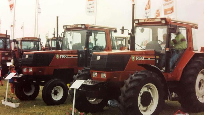 Fiat Winner 1990