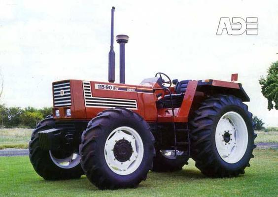 Fiatagri ADE 115-90