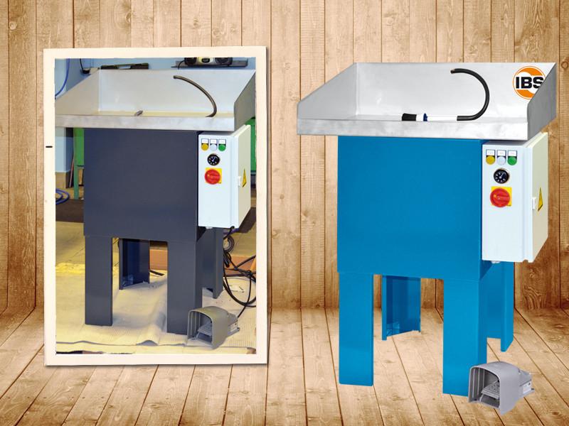 Vorher-Nachher - Original links - Farbretusche und Freisteller | Kunde: IBS Scherer GmbH