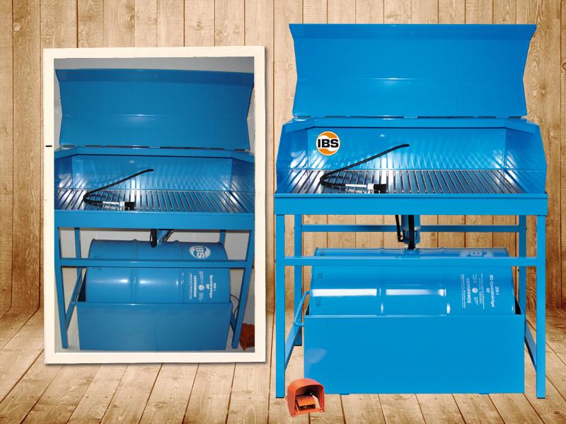 Vorher-Nachher - Original links - Farbretusche, Fotomontage und Freisteller | Kunde: IBS Scherer GmbH