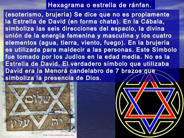 Simbolos Satanicos Y Su Significado Pdf