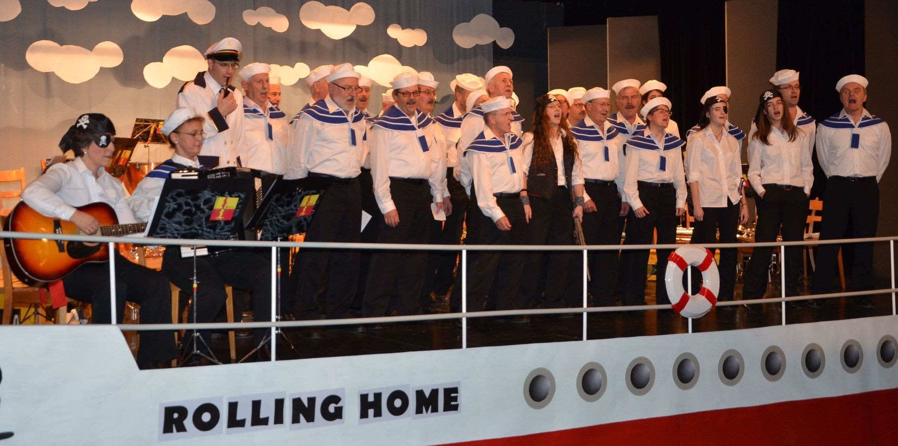 Der Seemanns-Chor