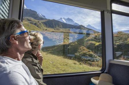 Glacier Express, Luxus Zugreisen Schweizin Deinem Reisebüro in Berlin Brandenburg, Die REISEREI