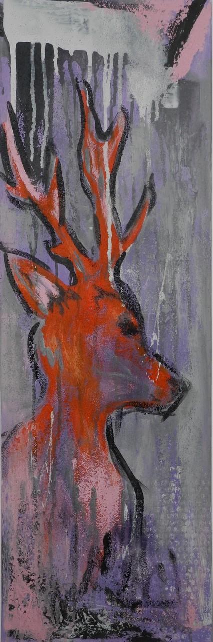 Georg, 2013 90 x 30 cm