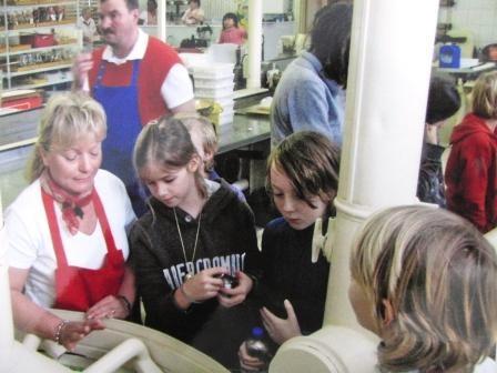 Sabine Pingel-Graßhoff managed das Chaos in der Bonbon-Fabrik
