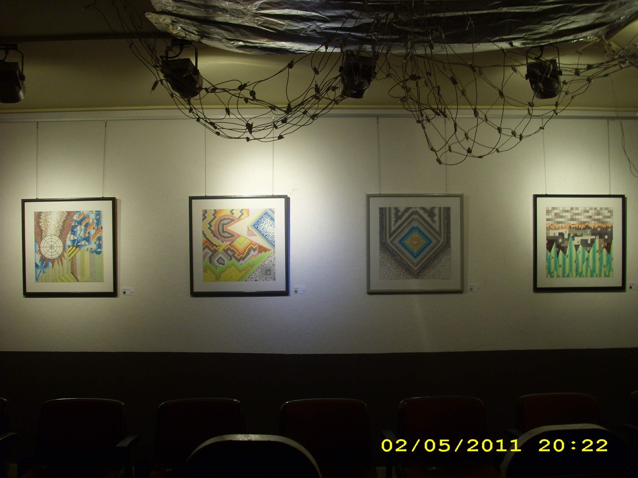 Dieter ZawoDniak - jazz ART galerie 02.05.2011