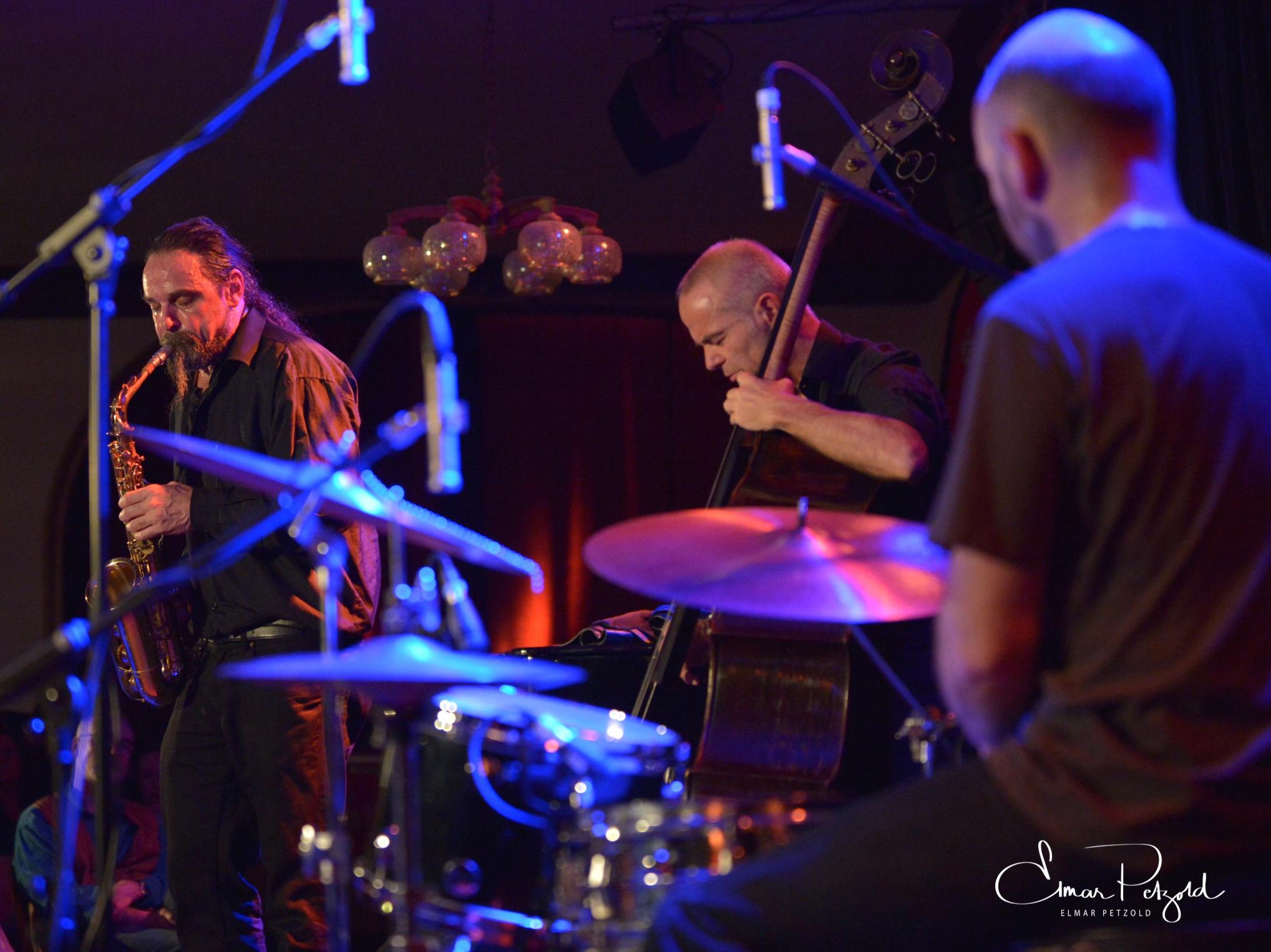 Hiby/Manderscheid/Hession  Jazzmeeting Wuppertal 2015      © Elmar Petzold