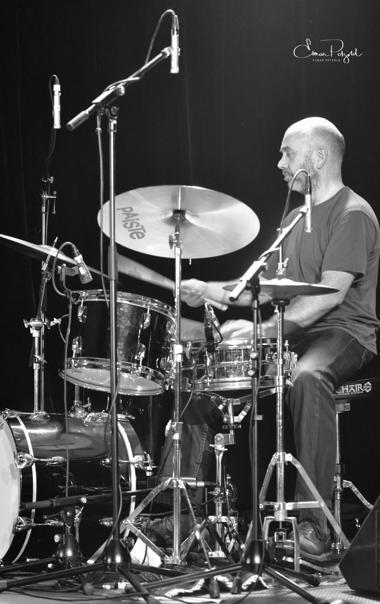 Hession  Jazzmeeting Wuppertal 2015      © Elmar Petzold