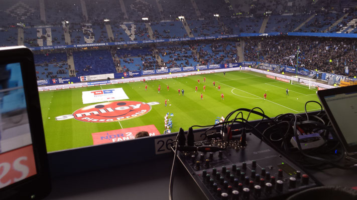 LIVE Radio Sportreportage