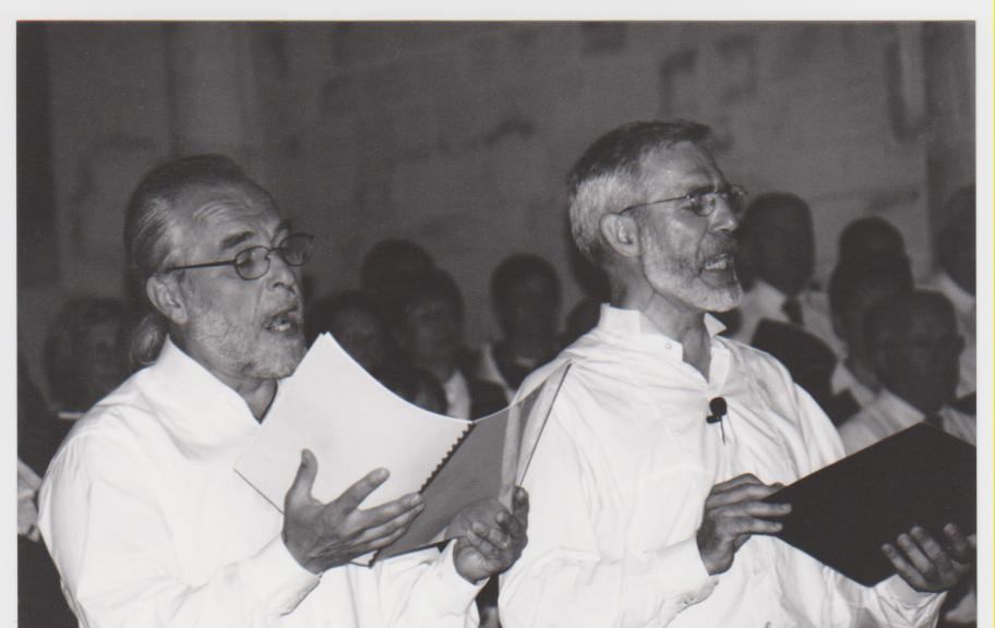 Patrice et Gérard