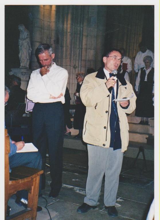 St Urbain   Dominique Roy présente