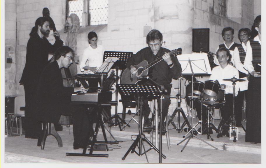 Nos musiciens