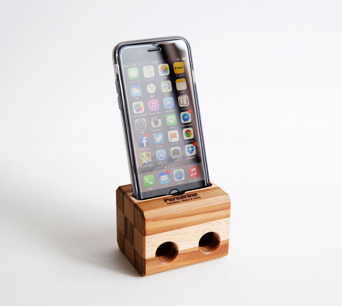 Sounds Wood For Iphone Peregrine Furniture
