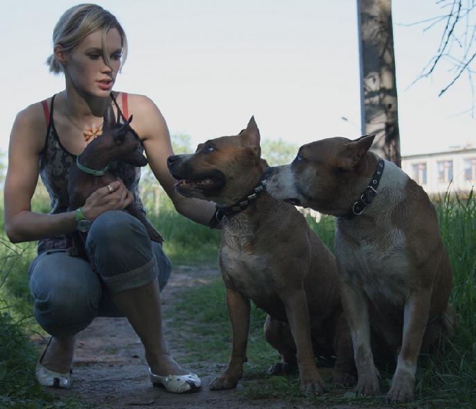 Дина, Роки и Моника