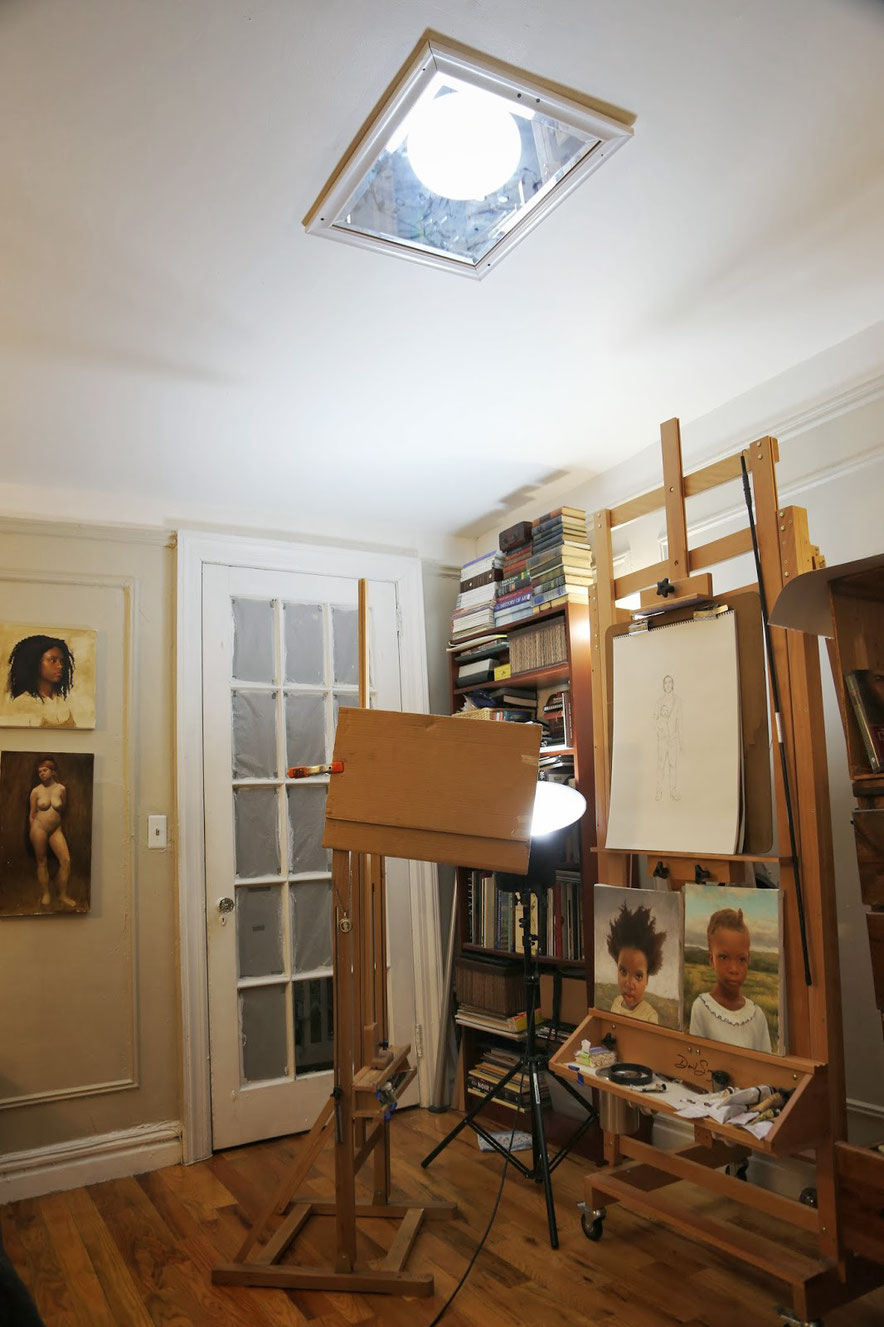 Studio - Gregory Mortenson