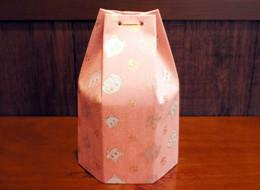 骨袋  ピンク