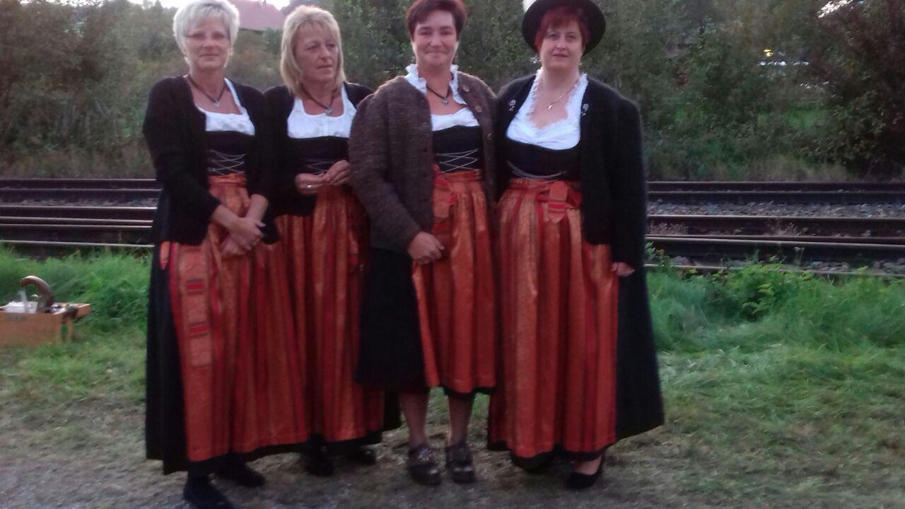 Oktoberfest Langenneufnach   22.09.2017