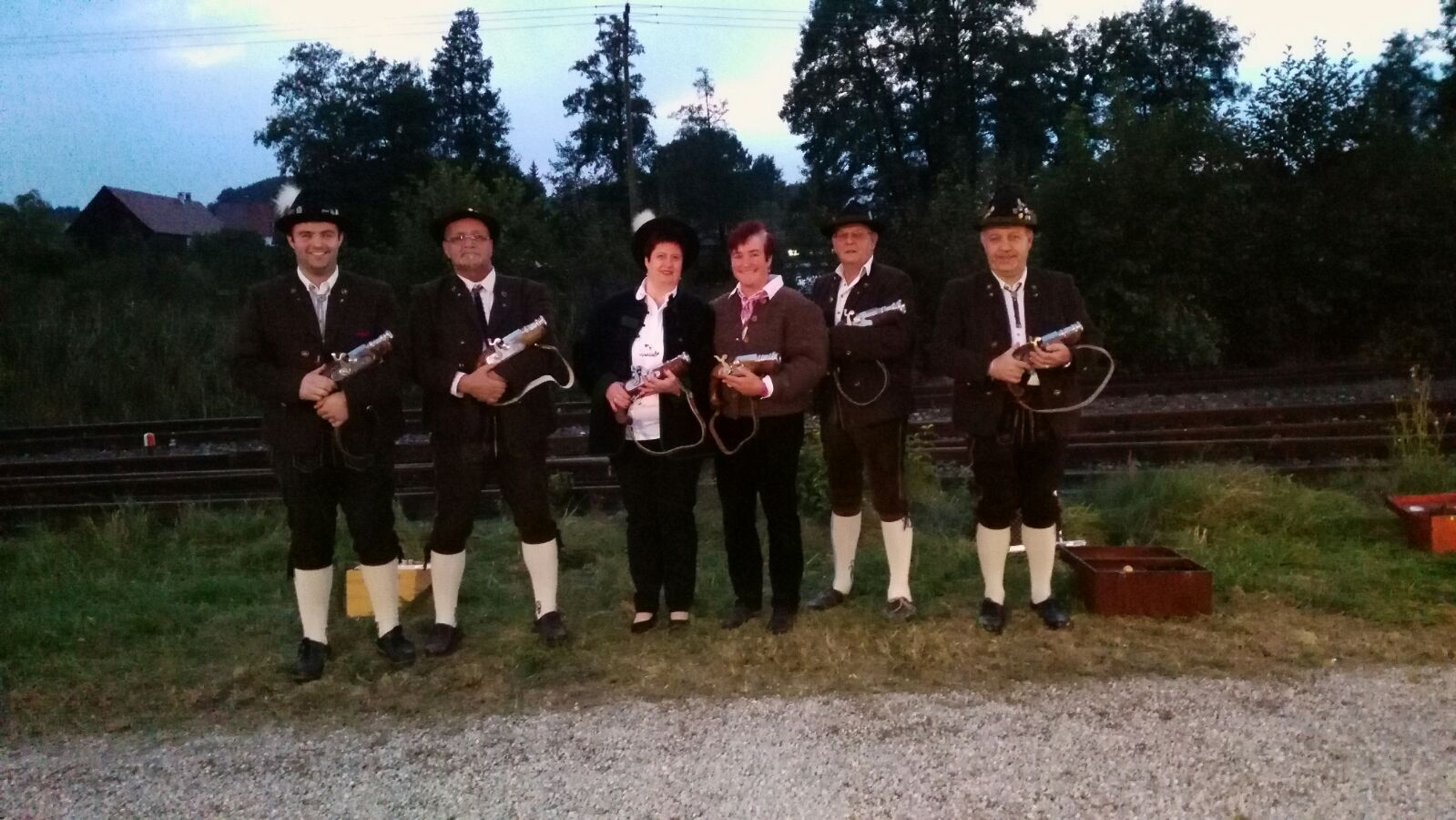 Oktoberfest Langenneufnach   23.09.2016