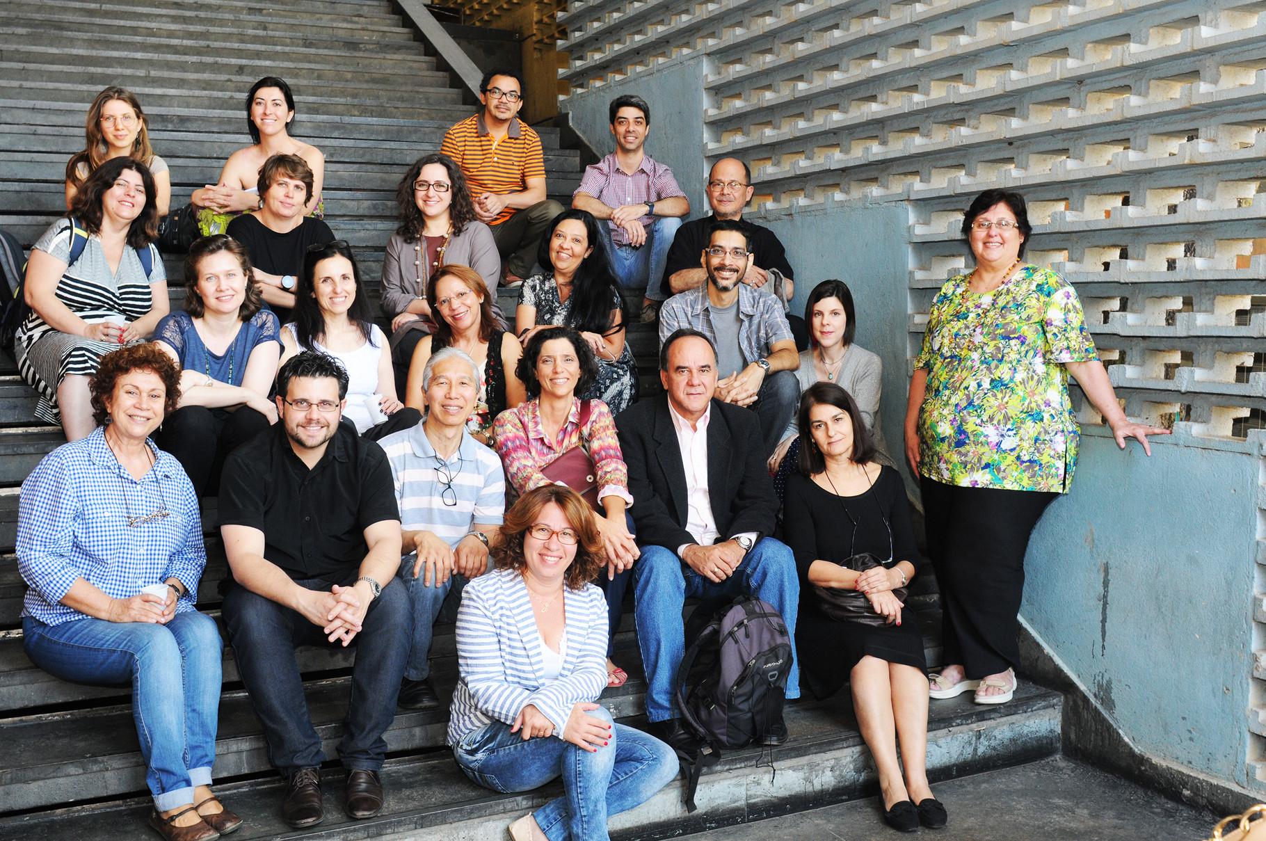 IV Fórum de Coordenadores de Graduação em Artes Visuais –  23º ANPAP - UFMG (Escola de Belas Artes) - 15/set/2014 - Belo Horizonte/MG