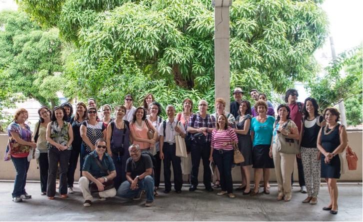 III Fórum de Coordenadores de Graduação e Pós-Graduação em Artes Visuais –  22º ANPAP - UFPA - 15/out /2013 - Belém/PA