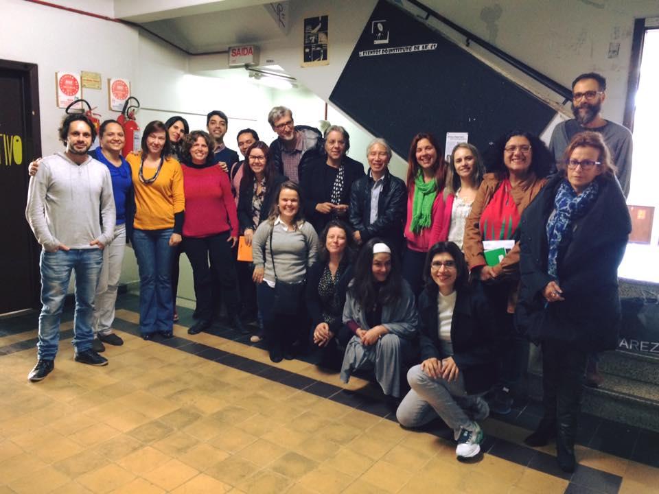 VI Fórum de Coordenadores de Graduação em Artes Visuais –  25º ANPAP - UFRGS- 26/Set/2016 -  Porto Alegre/RS
