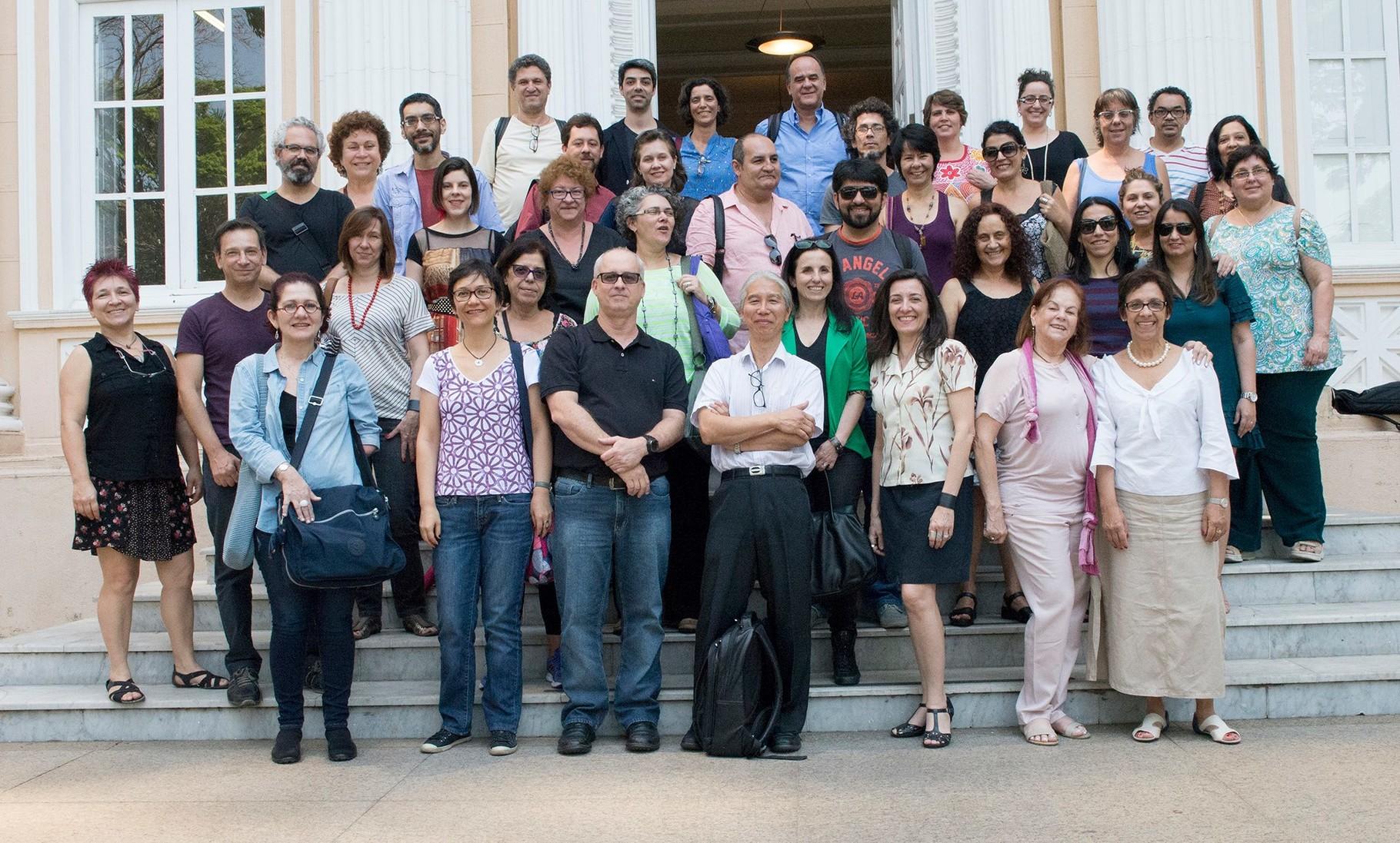 IV Fórum de Coordenadores de Graduação e Pós-Graduação em Artes Visuais –  23º ANPAP - UFMG (Conservatório de Música) - 16/Set/2014 -  Belo Horizonte/MG