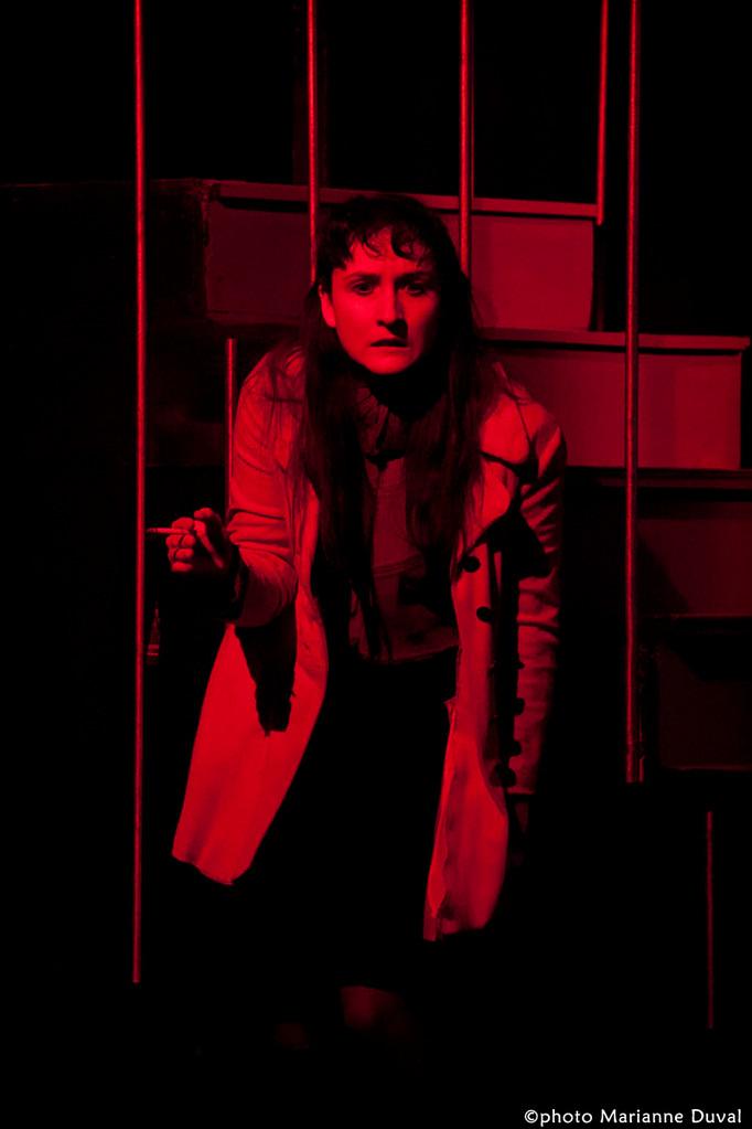Chloé Tremblay- Le Temps et la chambre - Université d'Ottawa - Photo Théâtre Marianne Duval