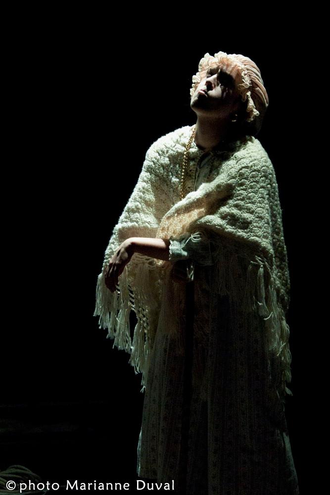 Lauriane Lehouillier - Les z'aventures de zozote - Théâtre de Dehors- Photo Théâtre Marianne Duval