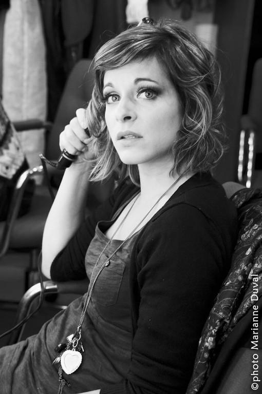 Joëlle Bourdon - Écume- Nouvelle Scène - Photographe: Marianne Duval