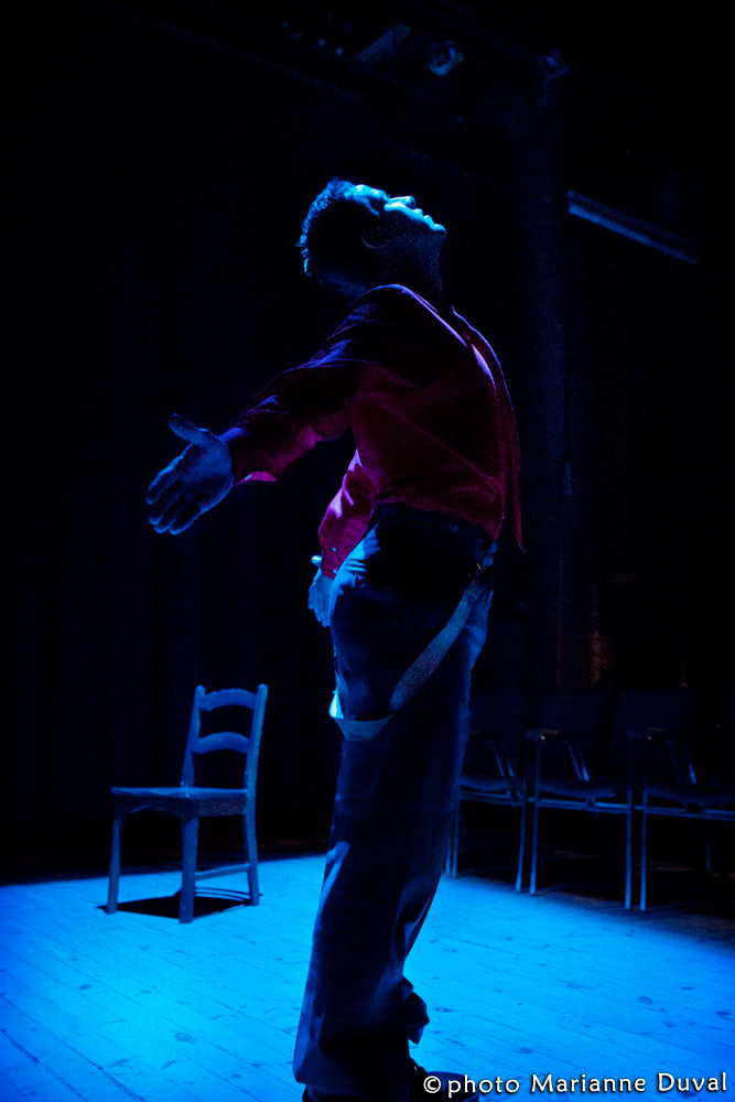 Matthew Harding - Mephisto - Université d'Ottawa - Photo Théâtre Marianne Duval