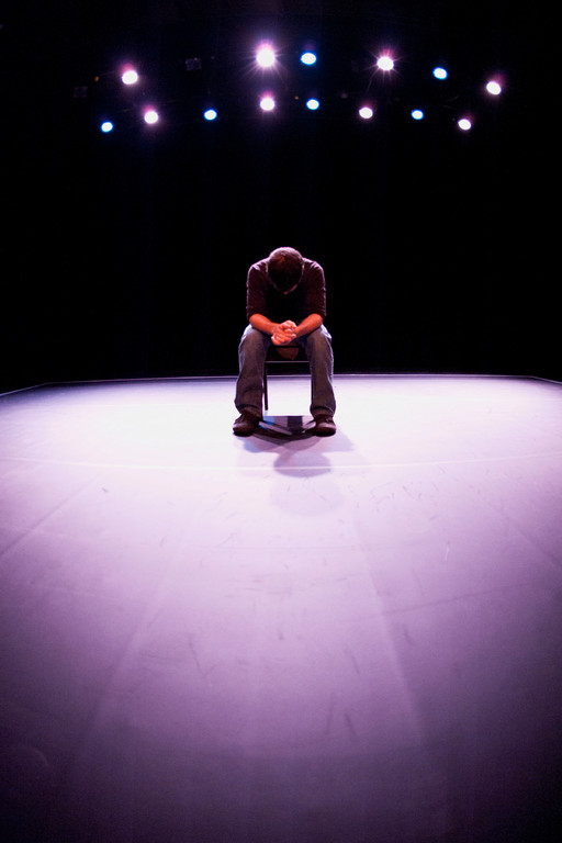 Les trois exils de Christian E - Théâtre d'Aujourd'hui - Photographe de théâtre Marianne Duval - 2011