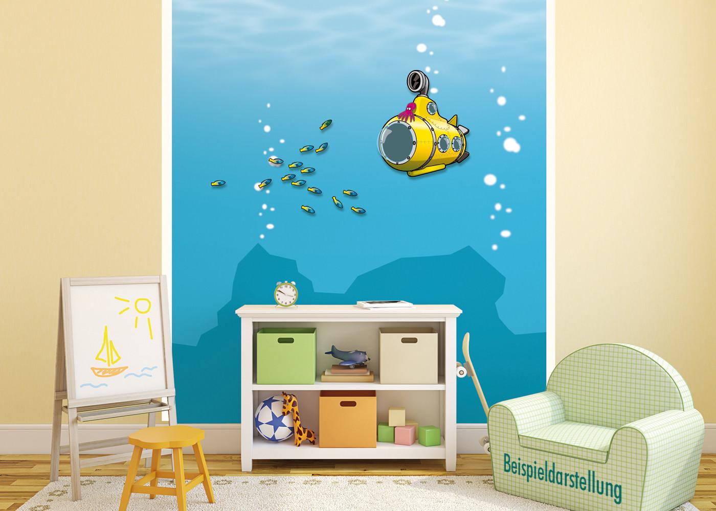 kinderzimmer gestaltung mit wandbildern himmelbaum. Black Bedroom Furniture Sets. Home Design Ideas