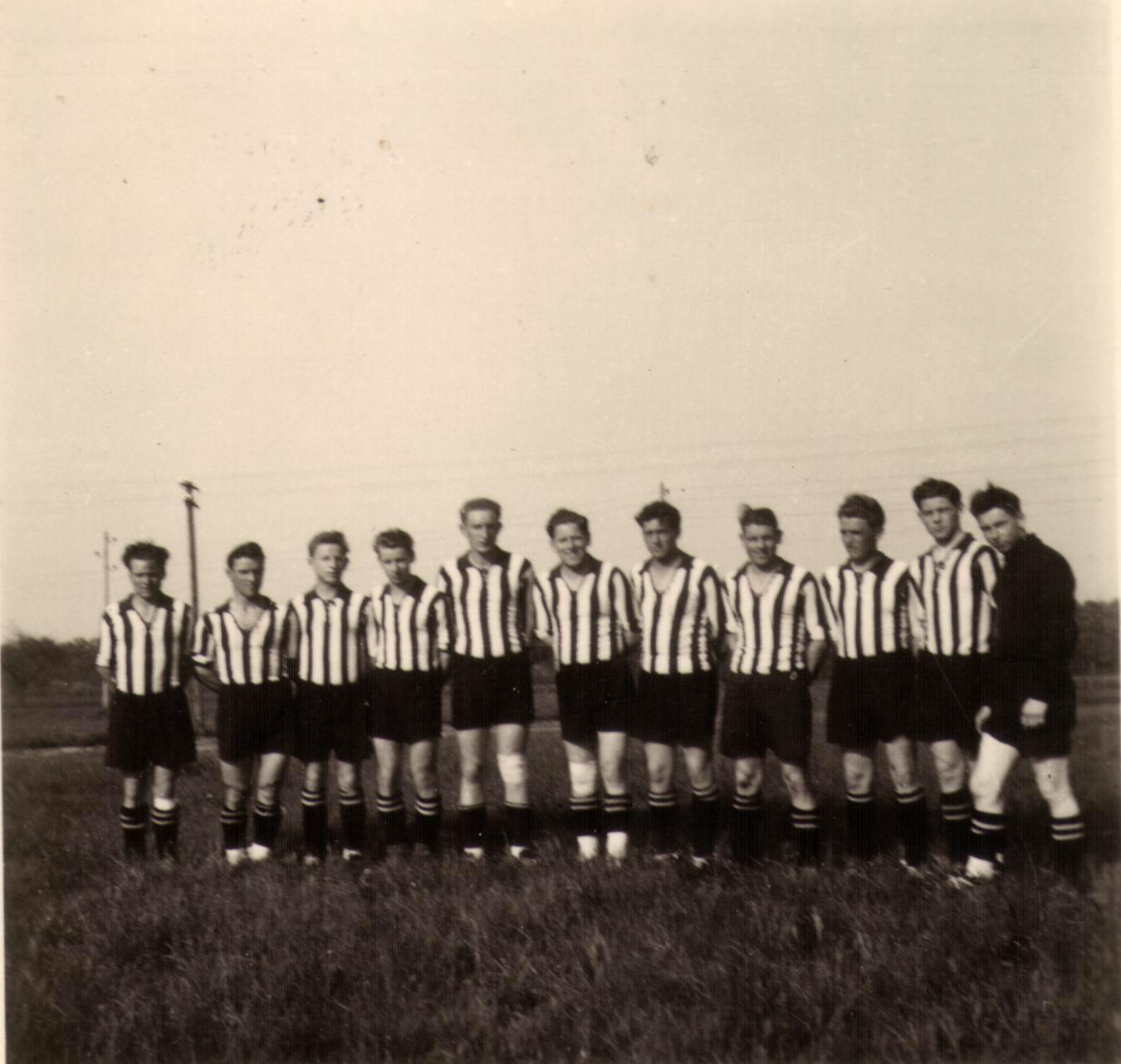 Mannschaftsfoto 2 1956