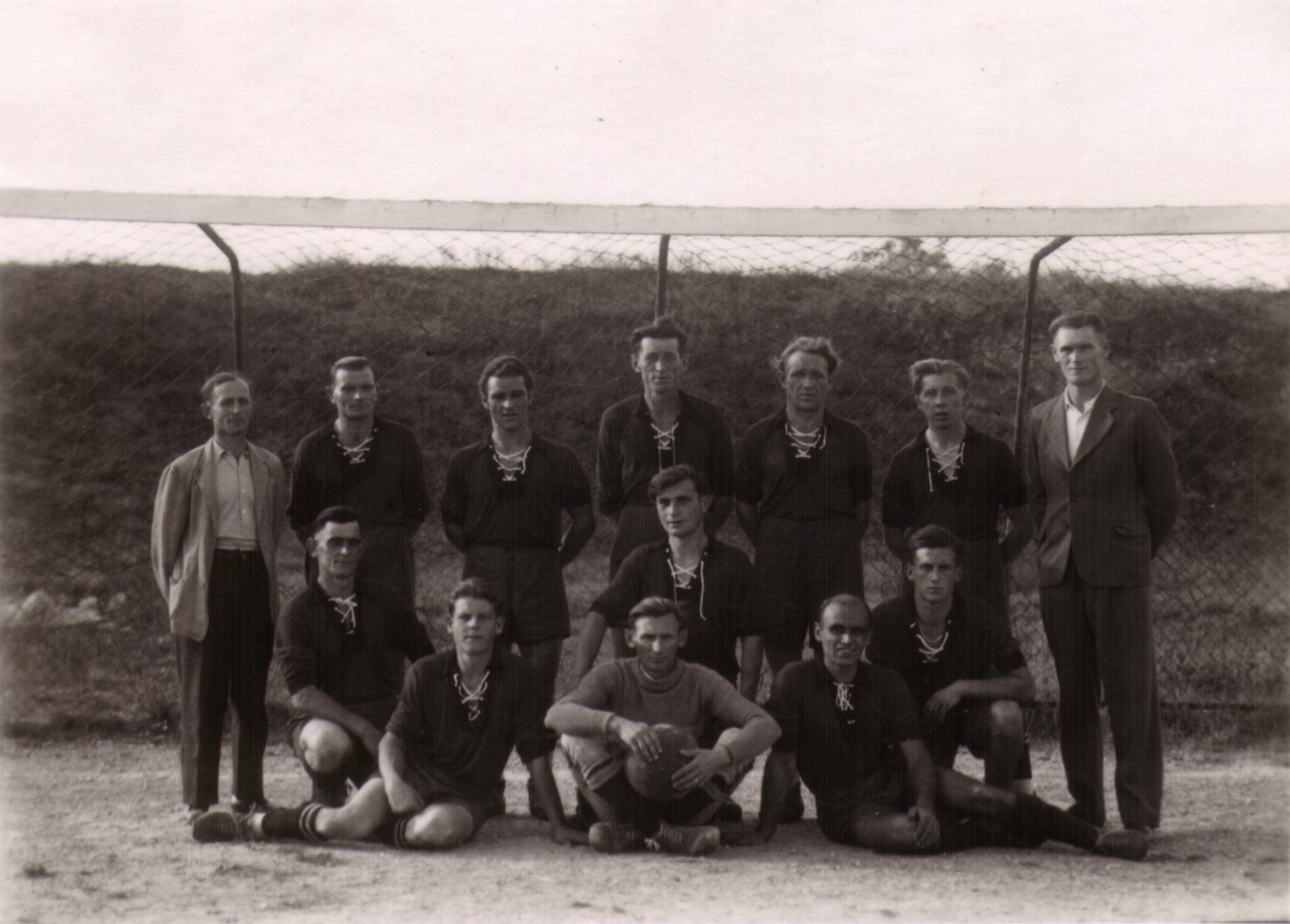 Mannschaftsfoto 1948