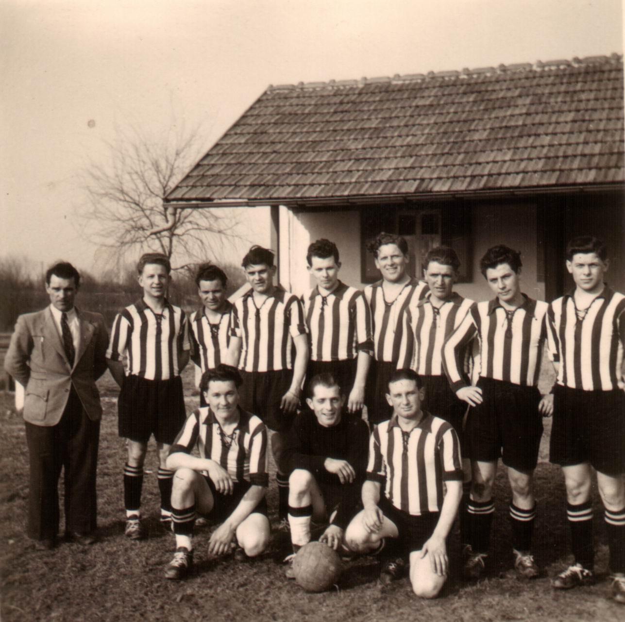 Mannschaftsfoto 1 1956