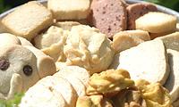 手作りのクッキー/水上農園
