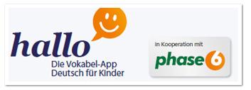 hallo: Die Vokabel-App Deutsch für Kinder