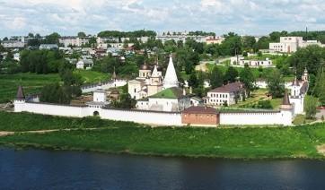 Успенский монастырь Старица