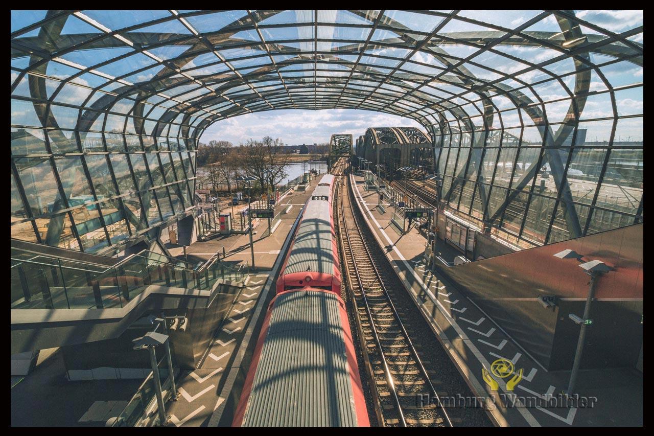 Bahnhof Elbbrücken  /  1370