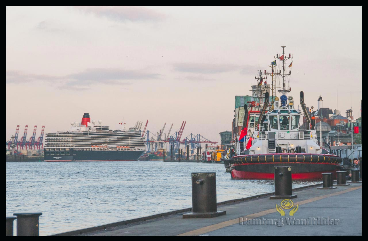 Queen Mary 2   /   1056