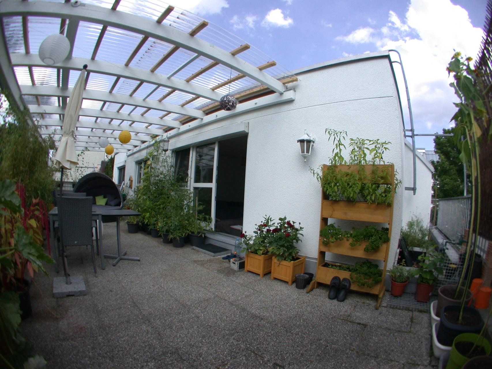 München Moosach Dachterrassen-Wohnung - Michael Rost Immobilienprojekte