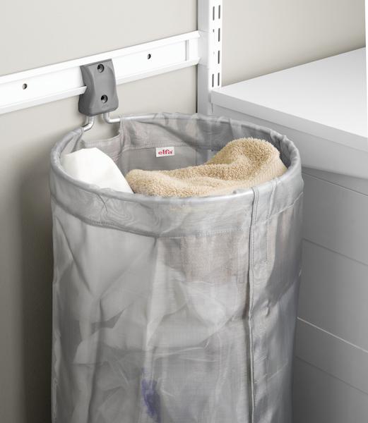 Wäschesack oder Sammelbeutel für Waschküche oder Hauswirtschaftsraum