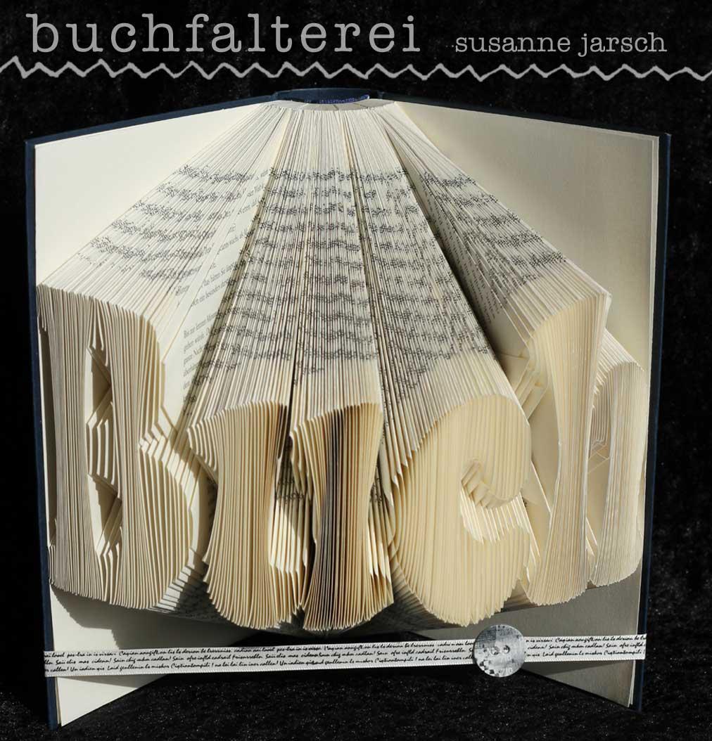 Buch mal anders - 39 € (bis 400 Seiten)