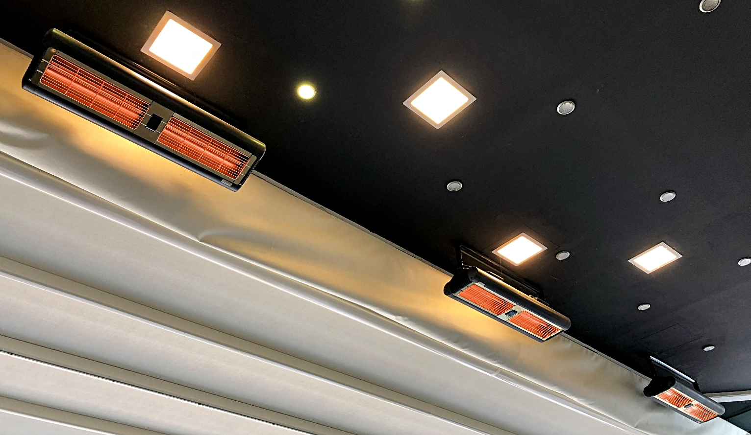 PRIMUS Terrassen Wärmestrahler   Tansun   Infrarot Heizstrahler